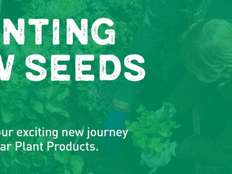 Planting New Seeds / Planter de Nouvelles Semences