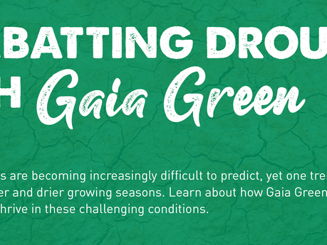 Combatting Drought With Gaia Green Organics