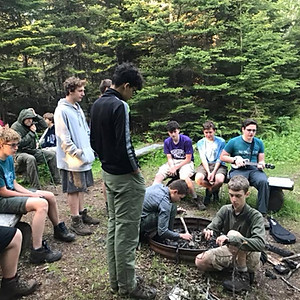 Isle Royale High Adventure Outing