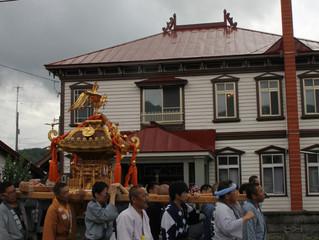 朝日神社例大祭
