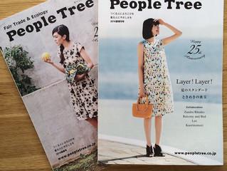 ピープルツリー・ファッションショー
