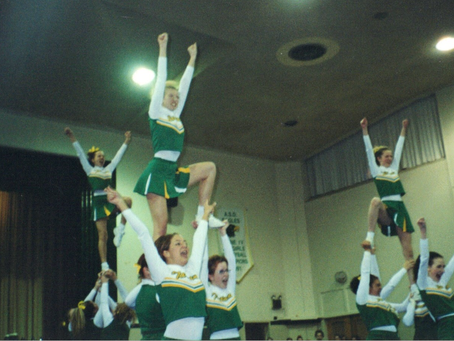 On the Importance of Being a Cheerleader