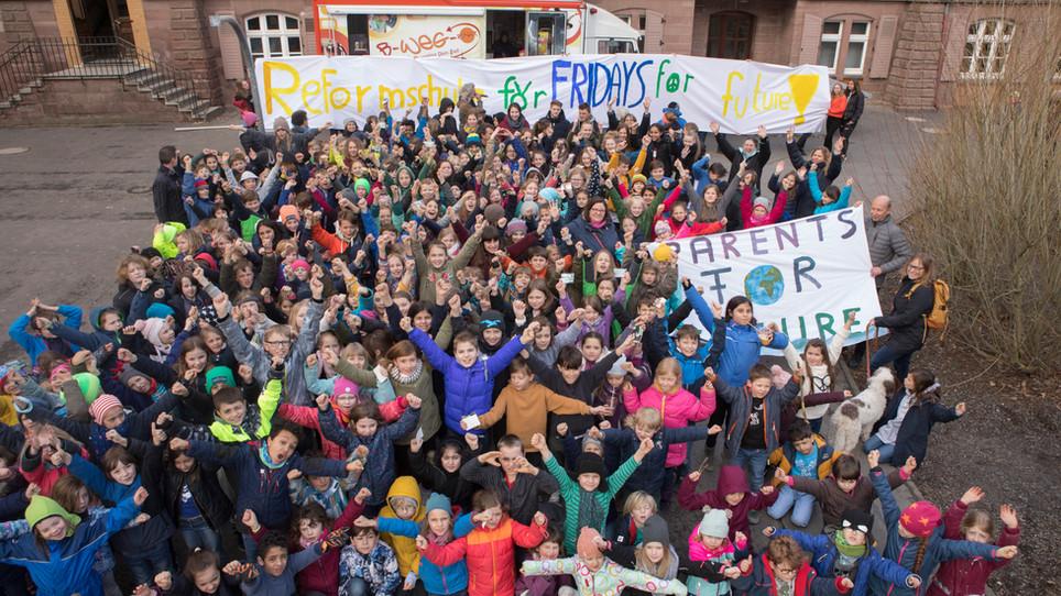 Stellungnahme des Leitungsteams des CLUB OF ROME Schulnetzwerks zu #FridaysForFuture