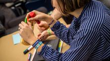 Projekttag zum Thema SDGs an der Helene-Lange-Schule Wiesbaden