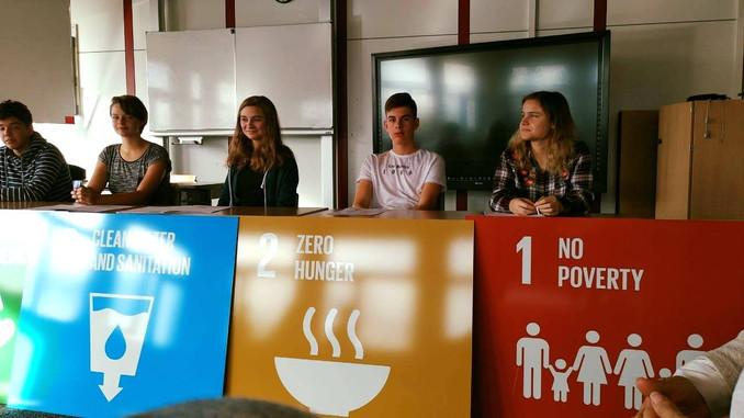 Wie passen die SDGs und die CLUB OF ROME Schulen zusammen ?
