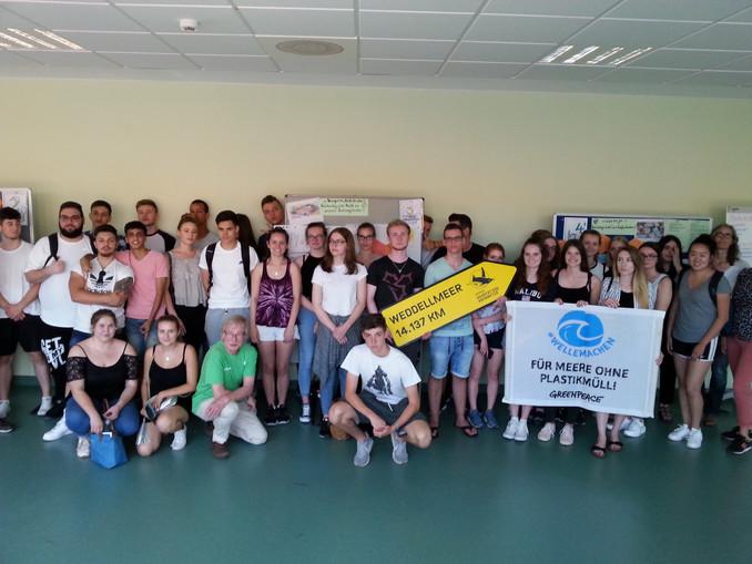 Projekttag zu den SDGs am Lichtenberg Oberstufengymnasium Bruchköbel