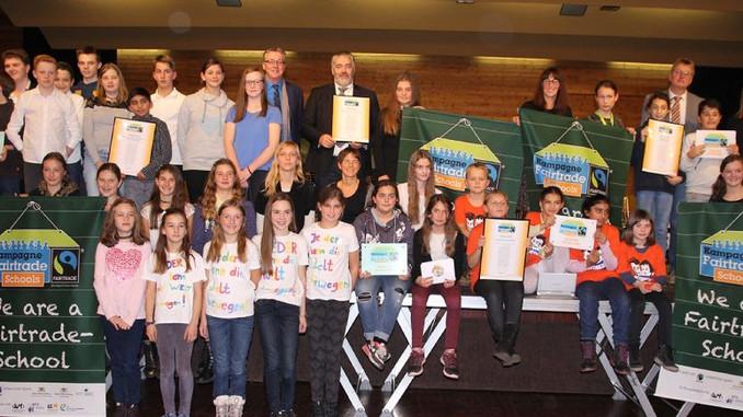 Eine-Welt-Projekttag an der Club of Rome-Schule im Schwarzwald