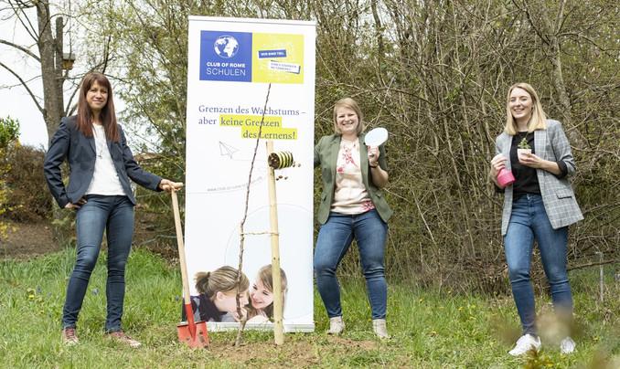Hochdotierter Lehrerpreis der Stiftung Kinderland Baden-Württemberg geht an GMS Neuenstein