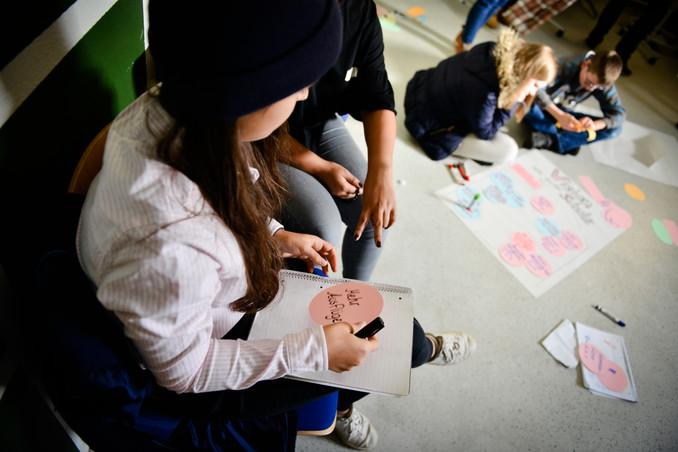 Alle Macht den Räten! Schülerpartizipation stärkt die Verantwortung der Schülerinnen und Schüler