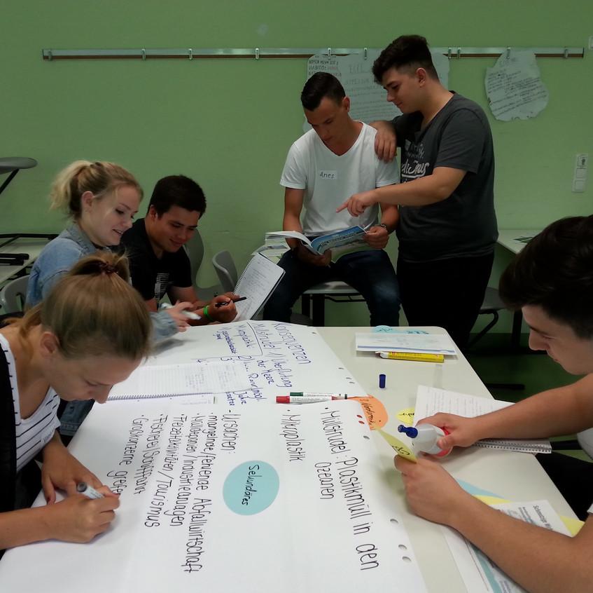 SDG Greenpeace Projekttag 2