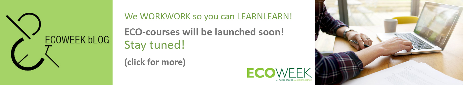 ECO-week elearning