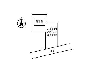 本庄市前原 650万円 売地.jpg