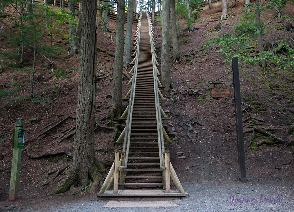 Jacob's Ladder, Victoria Park Truro NS