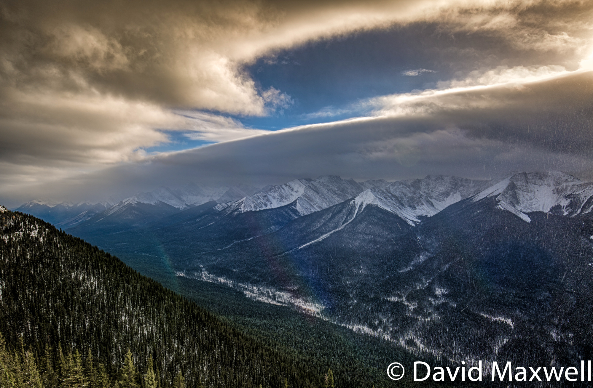 Sulphur Mountain, Banff Alberta