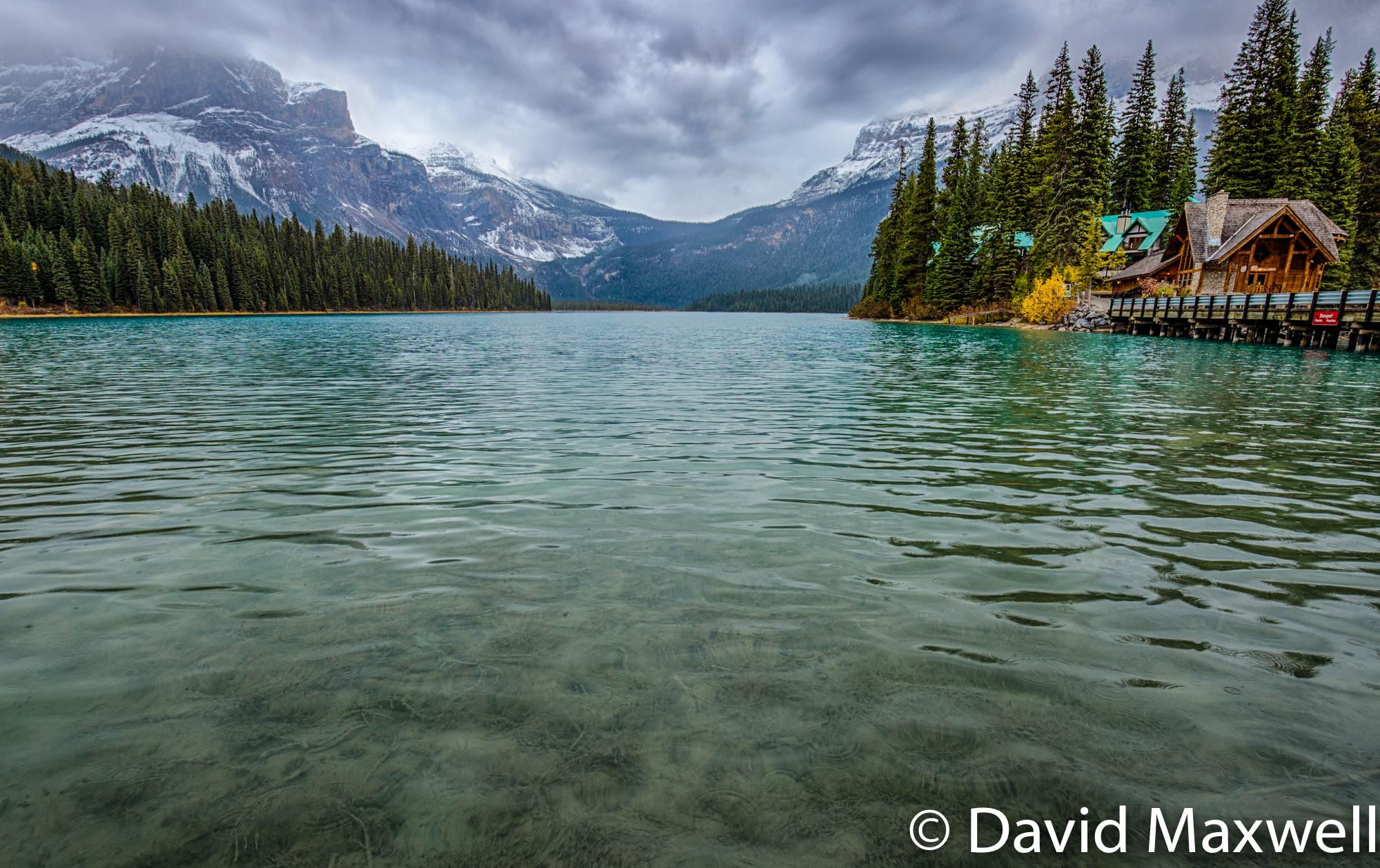 Lake Emerald, BC