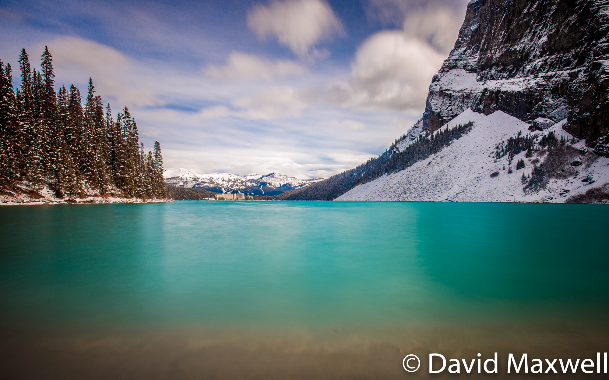 Lake Louise, Banff National Park AB