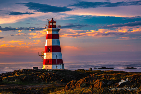 Westren Light, Brier Island