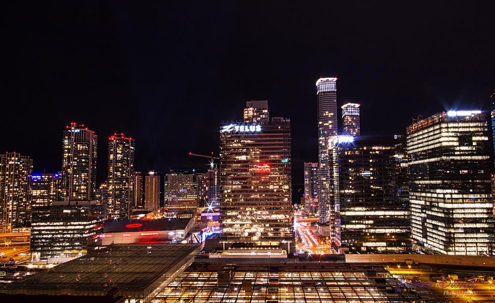 Toronto, ON Nighttime Photography