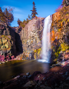 Baxter's Harbour Falls, NS