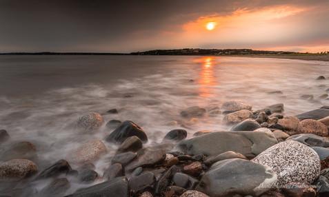 Conrad's Beach Sunset, NS