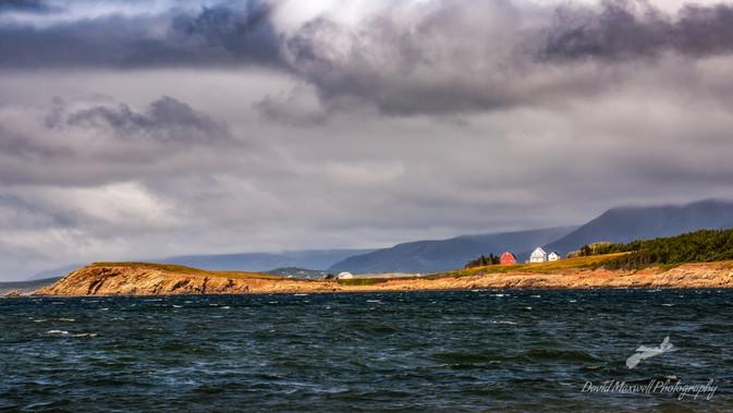Whale Cove, Cape Breton