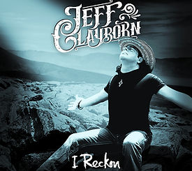 Jeff Clayborn - I Reckon Cover - 1400x14