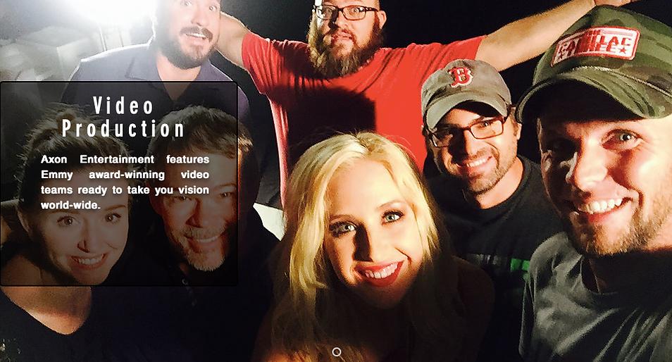 Video Production - Axon