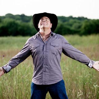 JC in the field
