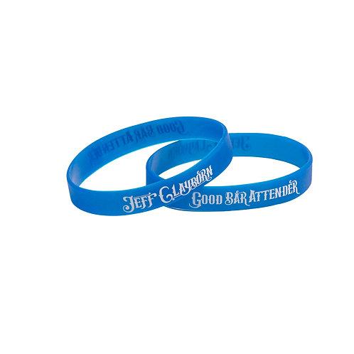 Jeff Clayborn/Good Bar Attender Wristband