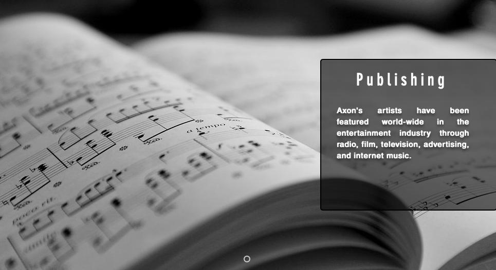 Axon Entertainment Publishing