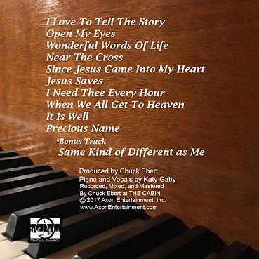 Bonus Track - Same Kind of Different as Me