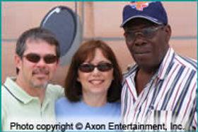 Denver Moore, Katy Gaby and Chuck Ebert