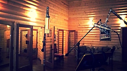 The Cabin - Tracking Room