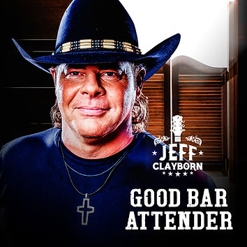 JEFF CLAYBORN - GOOD BAR ATTENDER cover2