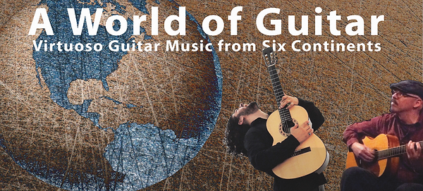 Axon Entertainment - A World of Guitar