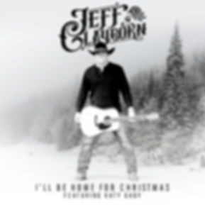 Jeff Clayborn - I'll Be Home for Christm