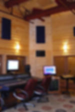 Control Room - The Cabin Studio