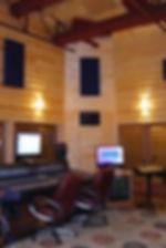 Control Room - The Cabin Studio