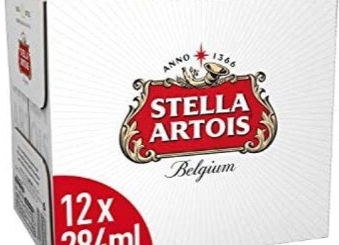 Stella Artois - 12 x 284ml Bottles