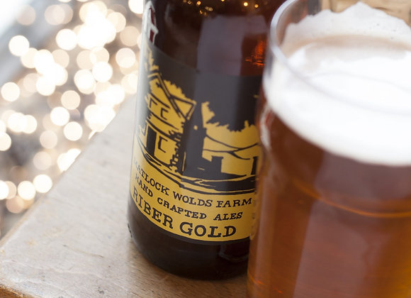 Riber Gold - Wolds Farm - 1 x 500ml NRB