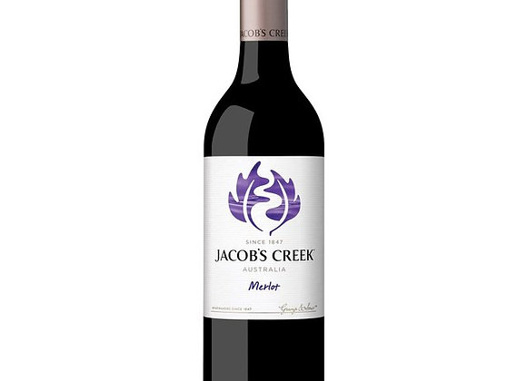 Jacobs Creek - Merlot - 1 x 75cl bottle