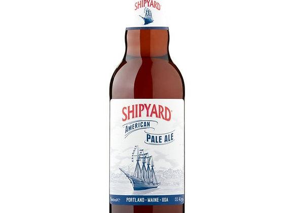 Shipyard - American Pale Ale - 1 x 500ml NRB