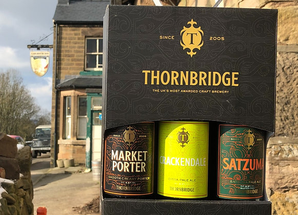 Birthday / Celebration  Thornbridge Gift Pack