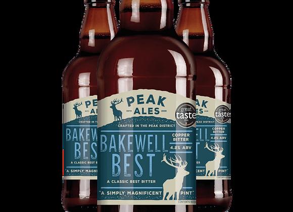 Bakewell Best - Peak Ales - 1 x 500ml NRB