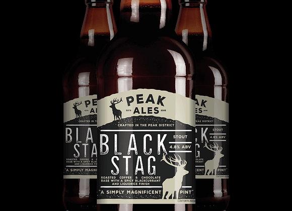 Black Stag - Peak Ales - 1 x 500ml NRB