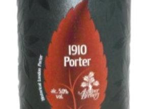 1910 Porter - Ashover Brewery 1 x 500ml NRB