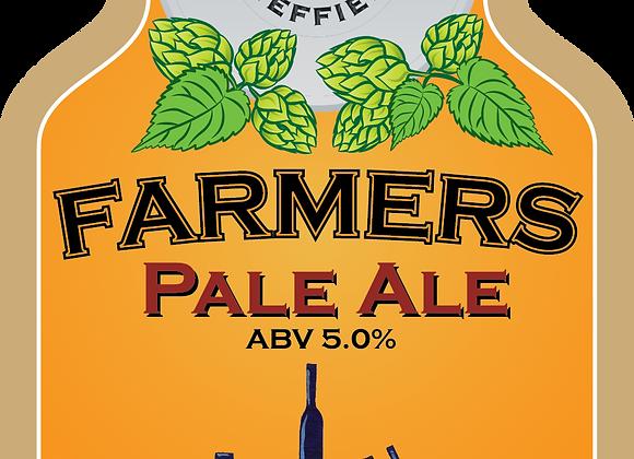 Farmers Pale Ale - Bradfield - 1 x 500ml NRB