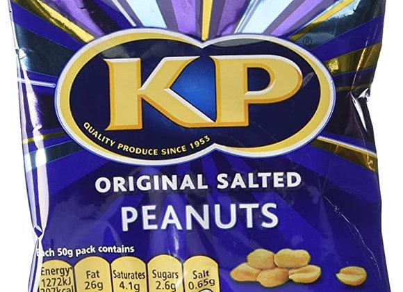 KP Salted Peanuts