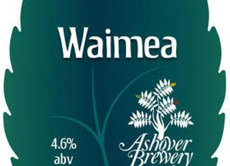 Waimea - Golden Ale - Ashover Brewery - 1 x 500ml bottle