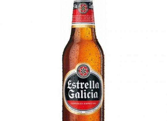 Estrella Galicia 1 x 330ml NRB
